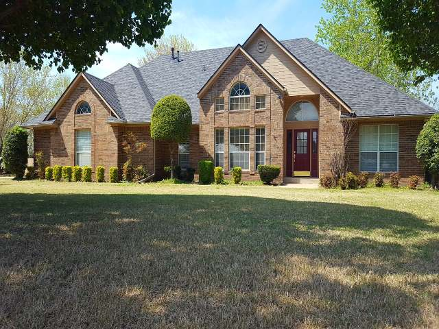 After Roof Replacement Ranger Roofing of Oklahoma