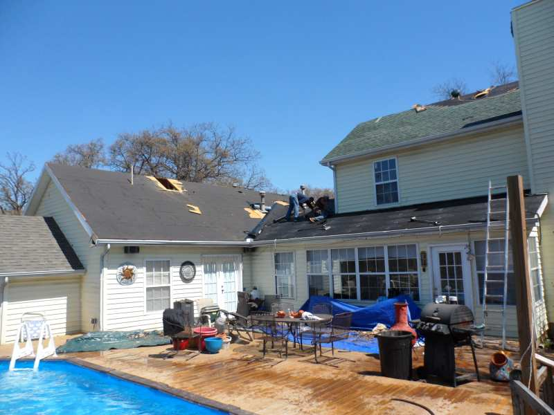 Keep your roof safe and covered