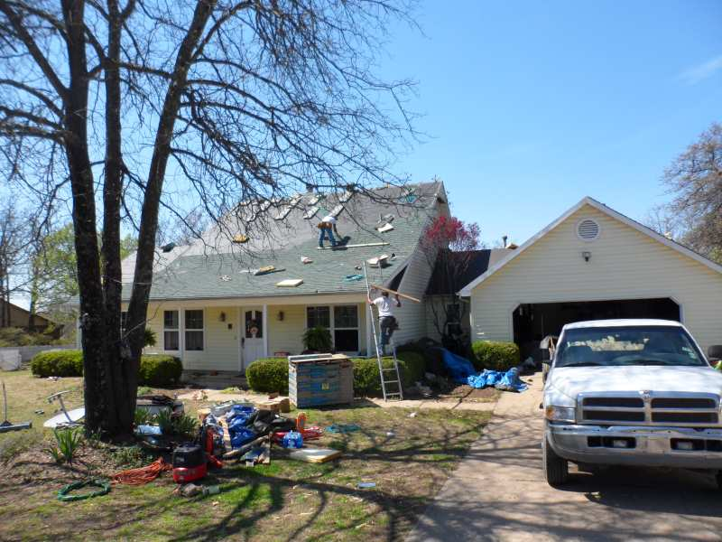 1 Roofing Contractor Tulsa Ok Free Inspection Ranger