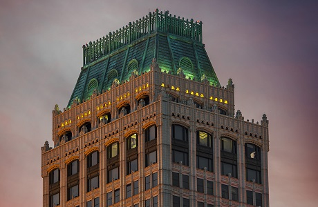 Famous buildings of Tulsa