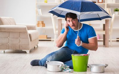Top 6 Warning Signs of a Roof Leak