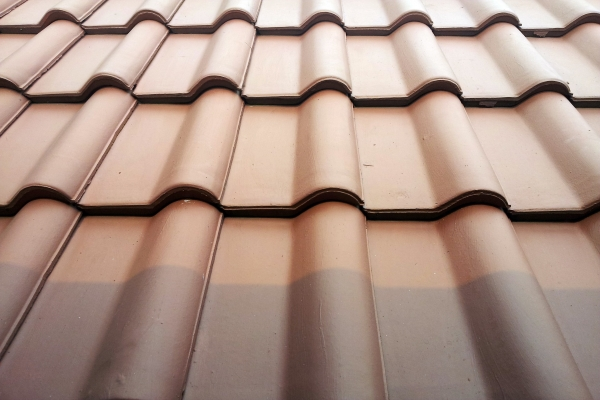 uniform clay roof tiles for modern properties